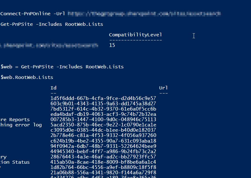 Set up and get started with PnP PowerShell on your machine