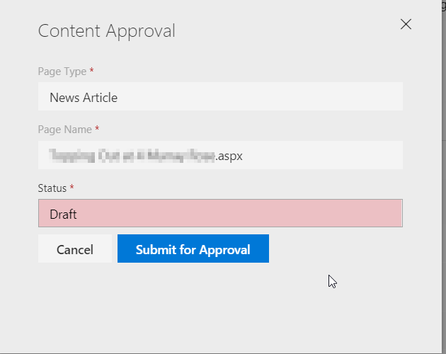 Promoting and Demoting Site pages to News in Modern SharePoint Sites