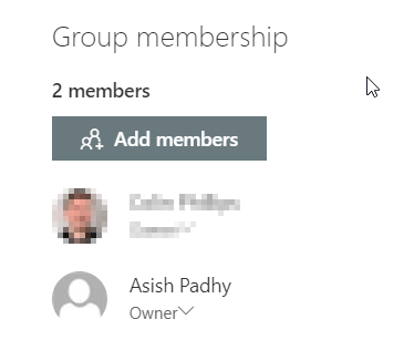 Add/Update Office 365 Group owners/members using Async