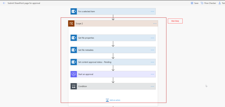 PageApprovalFlow_Configure1